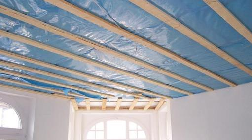 Deckenunterkonstruktion